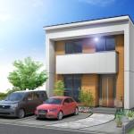 上富野2丁目4号地 新築建売住宅