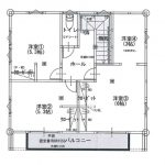 2F 平面図(間取)